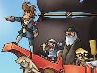 Флеш игра Пираты 2