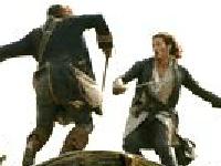 Флеш игра Пираты Карибского моря: Сражение на колесе