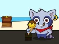 Флеш игра Пираты и мороженое