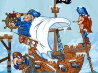 Флеш игра Пираты: клад на севере