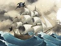 Флеш игра Пираты мёртвых морей: восставший пират