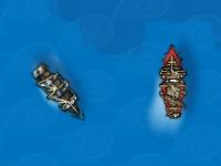 Флеш игра Пираты