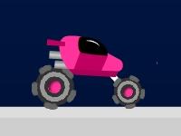 Флеш игра Планетарные гонки