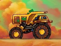 Флеш игра Планетарный перевозчик