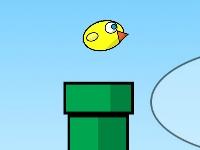 Флеш игра Плохая птичка