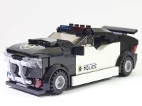 Флеш игра Плохие копы: Лего пазл