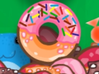 Флеш игра Плохой пончик