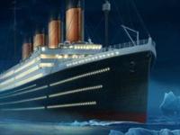 Флеш игра Плыви, Титаник!