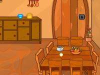 Флеш игра Побег из деревянной столовой