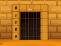 Флеш игра Побег из египетской пирамиды