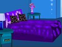 Флеш игра Побег из голубой спальни