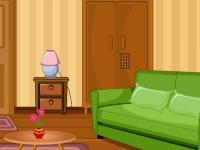 Флеш игра Побег из гостиной комнаты