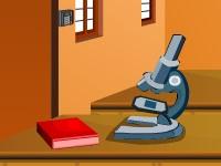 Флеш игра Побег из химической лаборатории 2