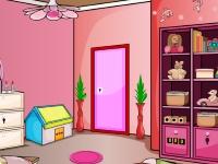 Флеш игра Побег из комнаты маленькой девочки
