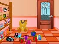 Флеш игра Побег из комнаты с куклами