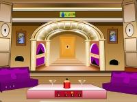 Флеш игра Побег из комнаты знаменитости