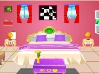 Флеш игра Побег из королевской спальни