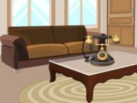 Флеш игра Побег из музыкальной комнаты