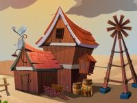 Флеш игра Побег из пустыни