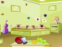 Флеш игра Побег из радужной комнаты