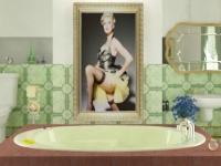 Флеш игра Побег из роскошной ванной