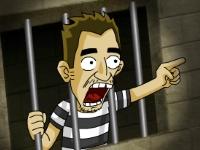 Флеш игра Побег из тюрьмы за 14 дней
