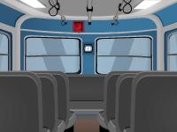 Флеш игра Побег из вагона метро