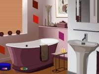 Флеш игра Побег из ванной комнаты