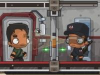 Флеш игра Побег из высокотехнологичной тюрьмы: Новые уровни