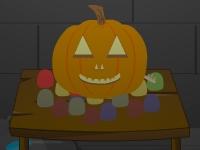 Флеш игра Побег на Хэллоуин