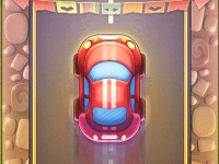 Флеш игра Побег на игрушечной машине