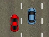 Флеш игра Побег от полиции на машине