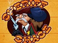 Флеш игра Побег от шерифа