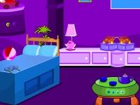 Флеш игра Побег с детской комнаты