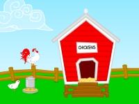 Флеш игра Побег с фермы