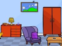 Флеш игра Побег с комнаты Джека