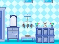 Флеш игра Побег с комнаты с лазерами