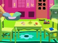 Флеш игра Побег из комнаты с животными
