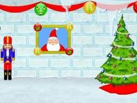Флеш игра Побег с ледяного замка