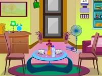Флеш игра Побег с одной комнаты