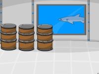 Флеш игра Побег с подводной лодки