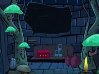 Флеш игра Побег с темной пещеры
