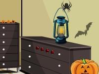 Флеш игра Побег с вечеринки на Хэллоуин