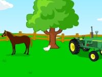 Флеш игра Побег с веселой фермы