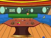 Флеш игра Побег со старого корабля