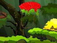 Флеш игра Побег со змеиного острова