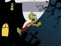 Флеш игра Побег зомби
