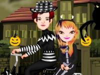 Флеш игра Подготовка к Хэллоуину