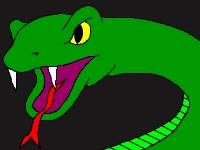 Флеш игра Подлая змея
