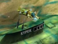 Флеш игра Подводная лодка КУРСК